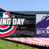Presale Codes for MLB Opening Day 2018 - Colorado Rockies