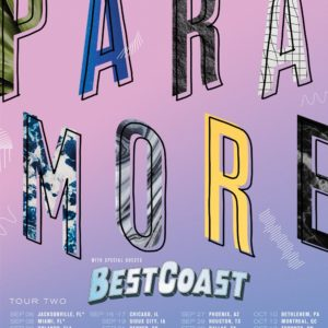 Presale Codes for Paramore Tour