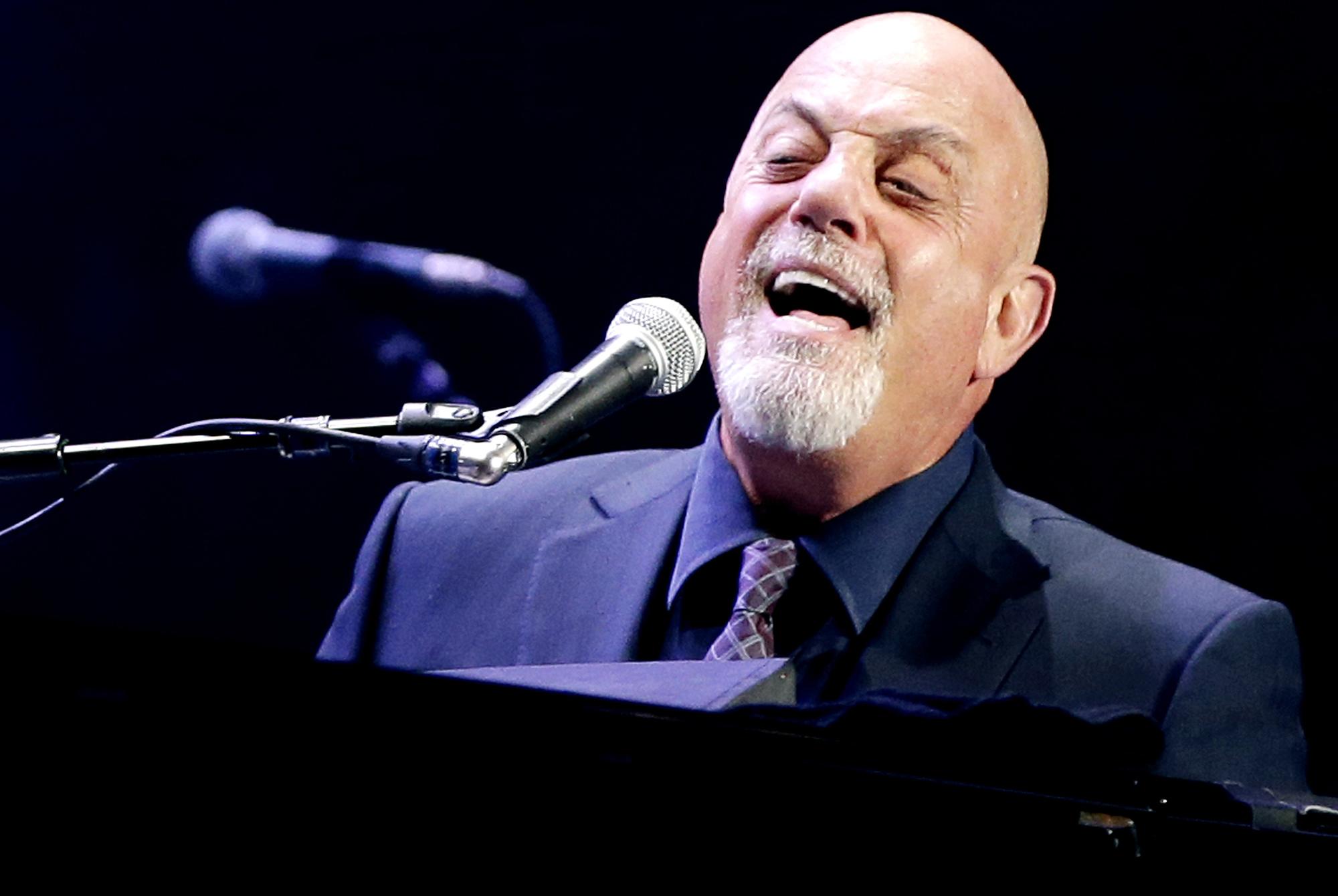 Presale Codes for Billy Joel World Tour