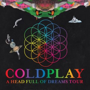 Presale Codes for Coldplay World Tour