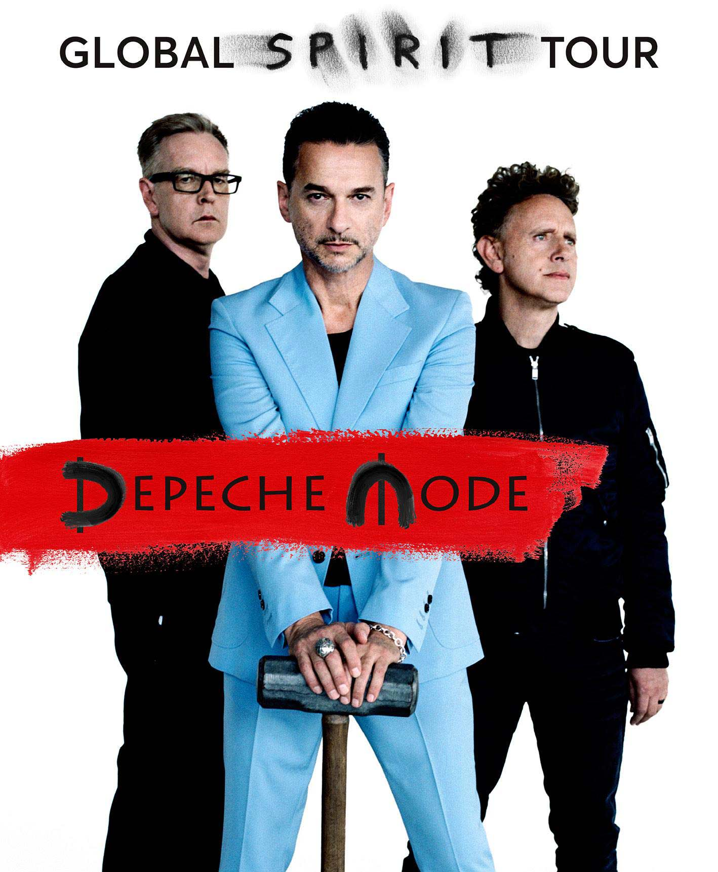 Presale Codes for Depeche Mode Tour