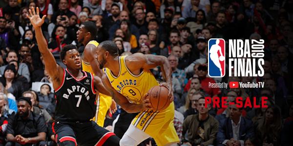 Unique Presale Codes for Toronto Raptors NBA Finals Pre-Sale 5/27