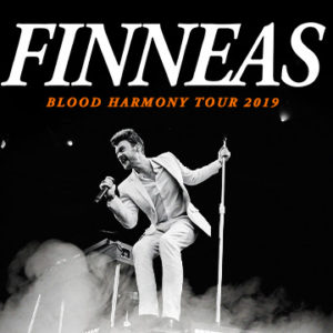 TM Verified Fan Codes for Finneas Bllod Harmony Tour 2019