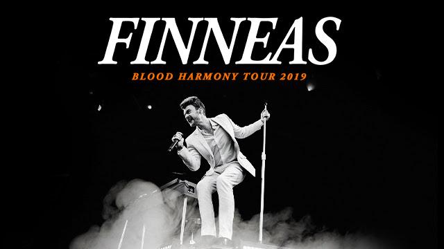 TM Verified Fan Codes for Finneas Bllod Harmony Tour 2019