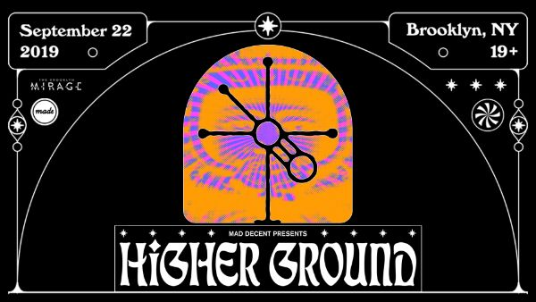 Unique Presale Codes for Higher Ground