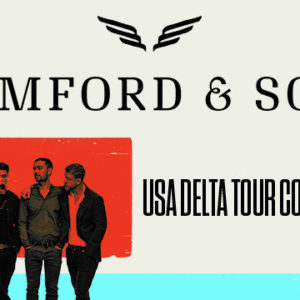 TM Verified Fan Presale Codes for Mumford & Sons Tour