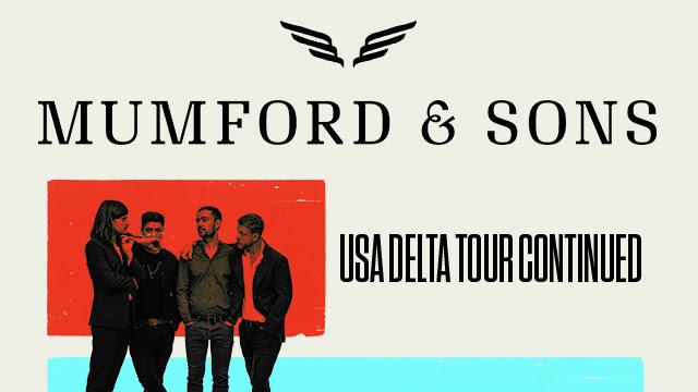 TM Verified Fan Presale Codes for Mumford & Sons Tour