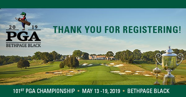 Presale Codes for 101st PGA Championship 2019 Ticket Opportunity