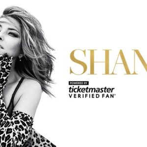 Presale Codes for Shania Twain's Nashville presale