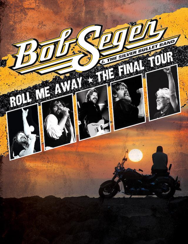 Presale Codes for BOB SEGER ROLL ME AWAY FINAL TOUR BULLET CLUB PRESALE