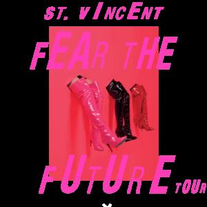 TM Verified Presale Codes For St. Vincent Tour 2017
