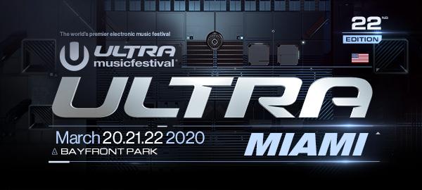 Ultra Music Festival 2020 Miami Unique Ticket Purchase Silver Accounts