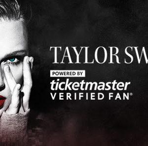 Presale Codes for Taylor Swift's reputation Stadium Tour!
